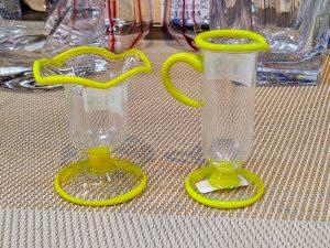 ガラス製ミルクピッチャー