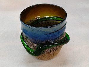 琉球硝子 ロックグラス