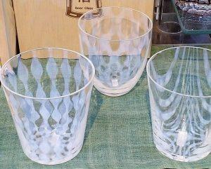 ロマンチックグラス各種