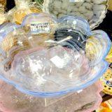 陸奥の海色ガラス盛鉢