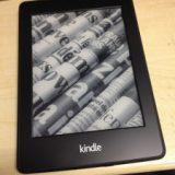 Kindle Paperwhiteを買いました!ブルーライト対策です。