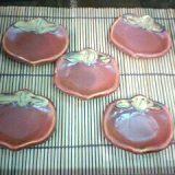 豊穣柿箸置き揃