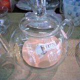 ガラスのたっぷり碗