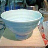 有田焼 青磁結晶釉煎茶碗揃
