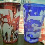 犬好き・猫好き用グラス