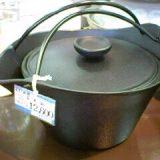 南部鉄器湯沸かし鍋