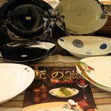 極上のカレー皿
