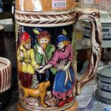 ドイツ人御用達?陶器製ビヤージョッキ