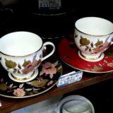 鳴海製陶 美麗コーヒーカップ