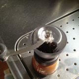 コーヒーミルのカバー